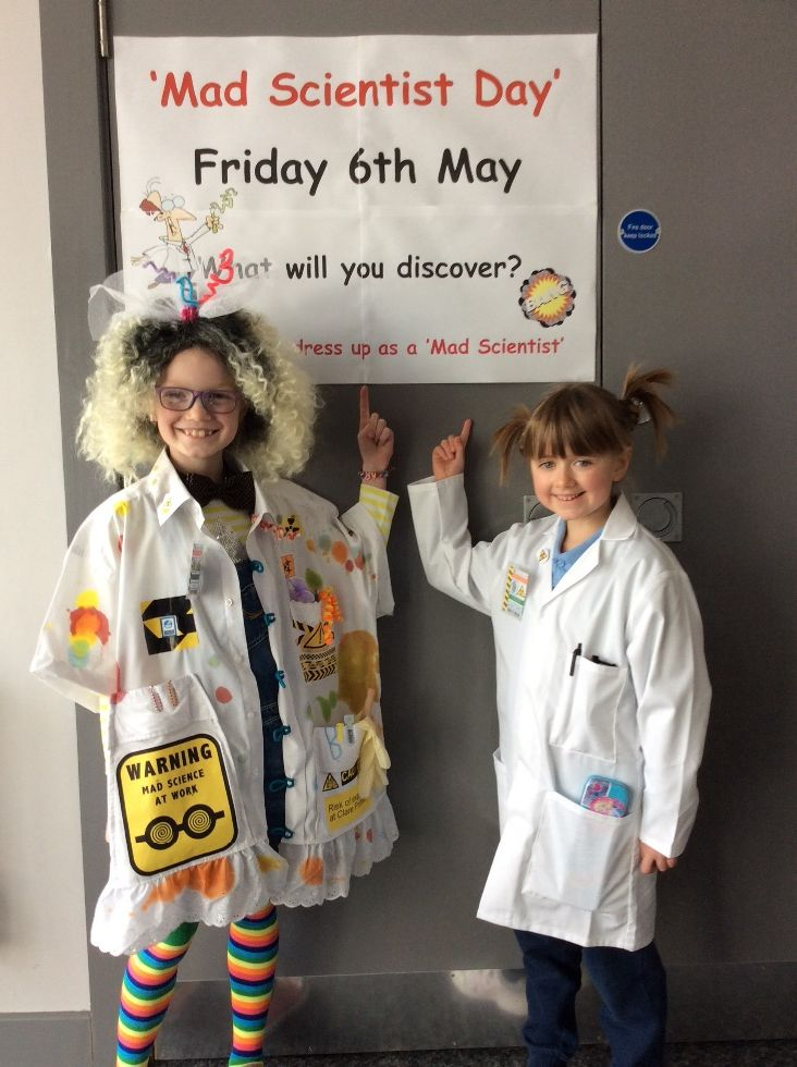 Mad Scientist Day